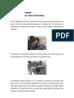 Elaboracion Del Pisco Artesanal