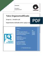 Rel 2 - Talco Organomodificado