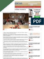 19-05-2013 Con eje rector Pepe Elías moverá a Reynosa