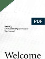 BENQ sp831