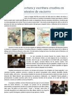 Talleres de Lectura y Escritura Creativa en Contextos de Encierro