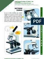 C&A MS-03L, Microscopio Óptico, Ficha Técnica