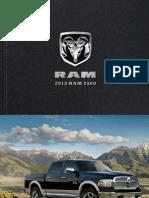 2013 RAM 1500 eBrochure