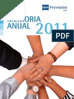 Bbva Memoria Anual 2011 Prevision