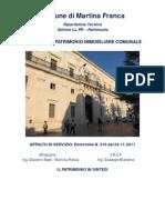 Patrimonio Martina Franca - Estratto
