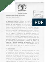 Dictamen Inconstitucionalidad RED