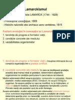 4E.Lamarckismul
