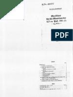 H.Dv.481-177 Merkblatt für die Munition der 4,7cm Pak 181f - 19.06.1942