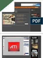 Making the ATI LOGO Photoshop Tutorial Page2.HTML