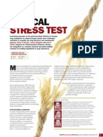 Clinical Stress Test - World Pharmaceutical Frontiers