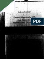 D. (Luft) 4001 Schlachtfliegerbomber SD2 (mit Zünder 41) Beschreibung und Wirkungsweise, Februar 1941