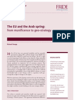 EU and Arab Spring