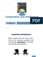 Cooperation and Implicature by Dr.shadia.pptx