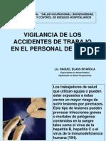11-Vigilancia Accidentes de Trabajo en Personal de Salud