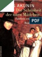 Akunin, Boris - Fandorin 06 - Die Schoenheit der toten Maedchen.pdf