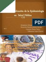 Campos de La Aplicacion de La Epidemiologia