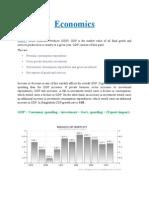 Report on Economics.