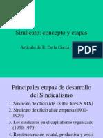 Sindicato en America Latina