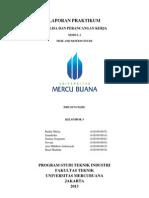 Laporan Praktikum Apk-time and Motion Study (Teknik Idustri Rudini Mulya,Dkk) Pertemuan. 1