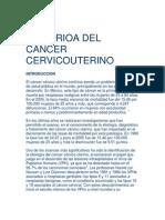 Historioa Del Cancer Cervicouterino