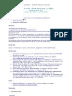 Cancers Du Rhinopharynx