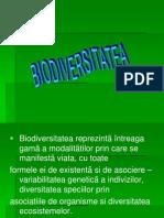 PROIECT Biodiversitate