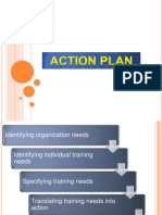Action Plan training