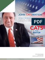 John Catsimatidis Staten Island Mailer