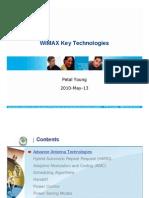 003 WiMAX Key Technologies