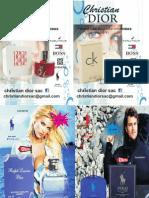 Catalogo Dior 2013