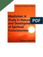 Mysticism, Underhill