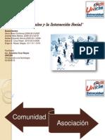 Presentacion Sociologia Grupo Elaine Saoni Edgar Andres Rafael