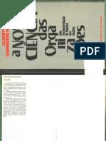 A Nova Ciência das Organizações [1989]