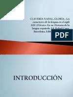 Presentación fonética y fonología históricas