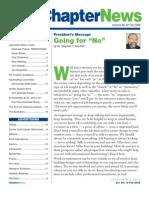 SLANY ChapterNews Newsletter Fall 2008