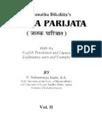 Jataka Parijata Vol 2