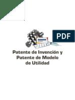 Manual de Patente de Invencion y Modelo de Utilidad
