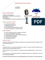 5.0 Preinscripción Médica para El Aprendizaje