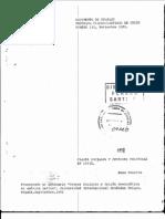 Faletto clases sociales y opciones políticas 1981