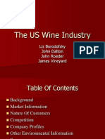 US Wine Industry