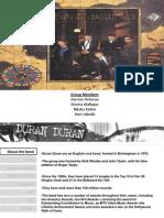 Duran Duran..