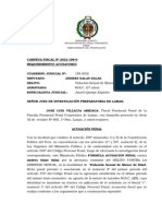 Acusacion Fiscal Andres Salas Salas