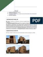 Caracteristicas Termicasestructurales Panel Sip