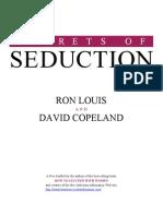 Secrets of Seduction