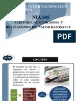 NIA 545