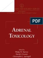 Adrenal Toxicology