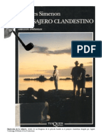 El Pasajero Clandestino