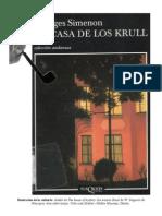 En Casa de Los Krull