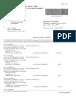 Decision and Order for NOV 35006622J