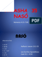 PARASHA  35  NASÓ.pptx